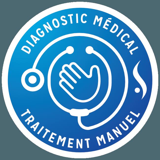 Label qualité chiropratique - diagnostic médical, traitement manuel