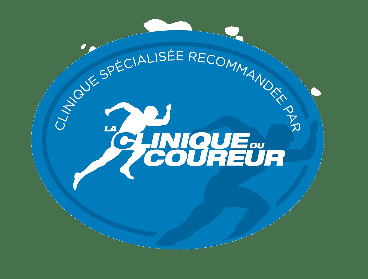 Logo La Clinique du Coureur
