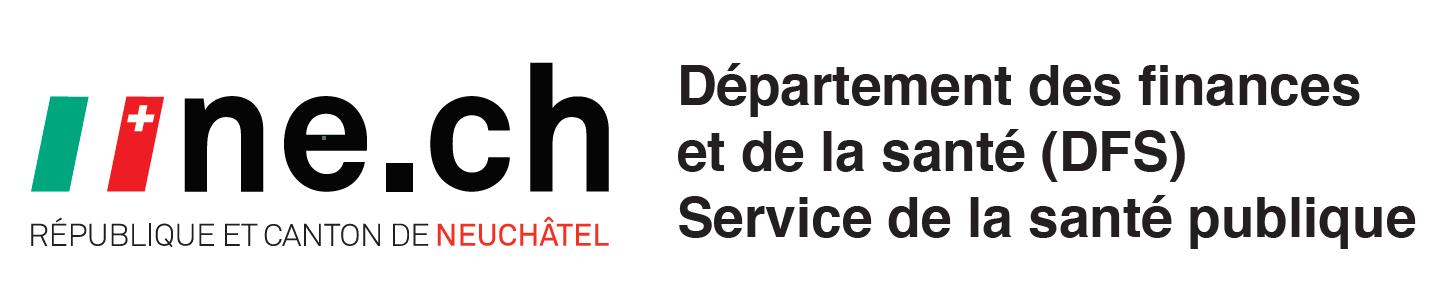 logo Département Finance et Santé Neuchâtel
